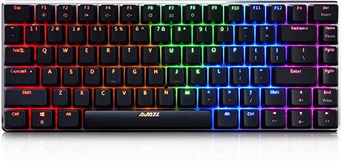 Ajazz AK33 Geek RGB