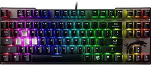 MSI Vigor GK70 Mechanical Gaming Keyboard