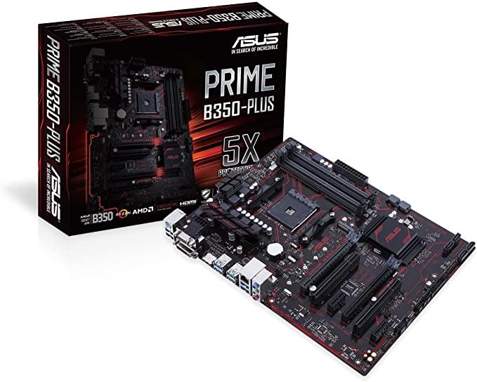 ASUS Prime B350-Plus