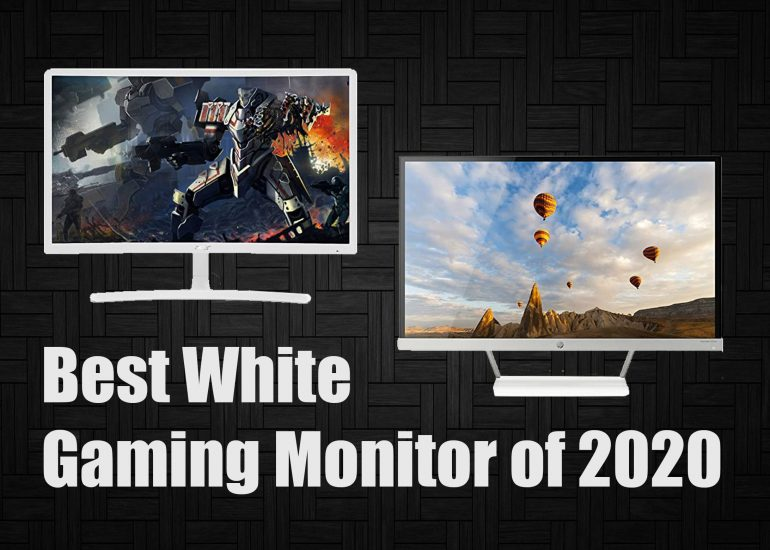 Best White Gaming Monitor
