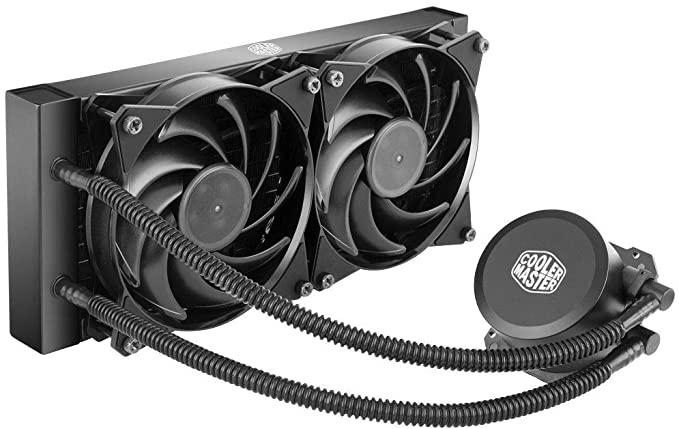 Cooler Master MasterLiquid Lite 240 CPU Liquid Cooler