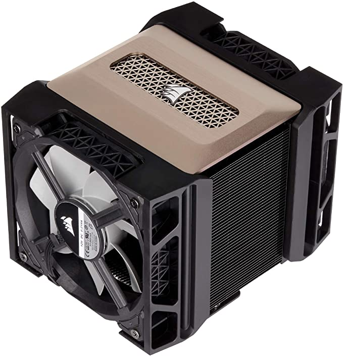 Corsair A500 High-Performance Dual fan CPU Cooler