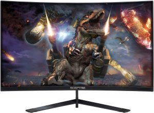 Sceptre 24-Inch Curved Monitor