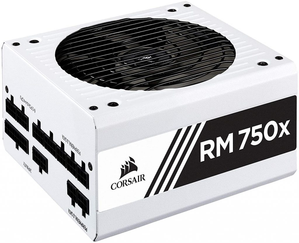 Corsair RMX White Series RM 750x