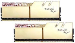 G.Skill 16 GB DDR4 Trident Z Royal Gold