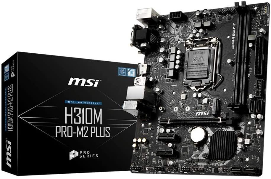 MSI ProSeries MicroATX H310