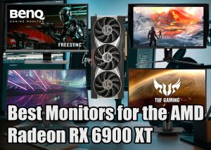 Best Monitors for Radeon RX 6900 XT