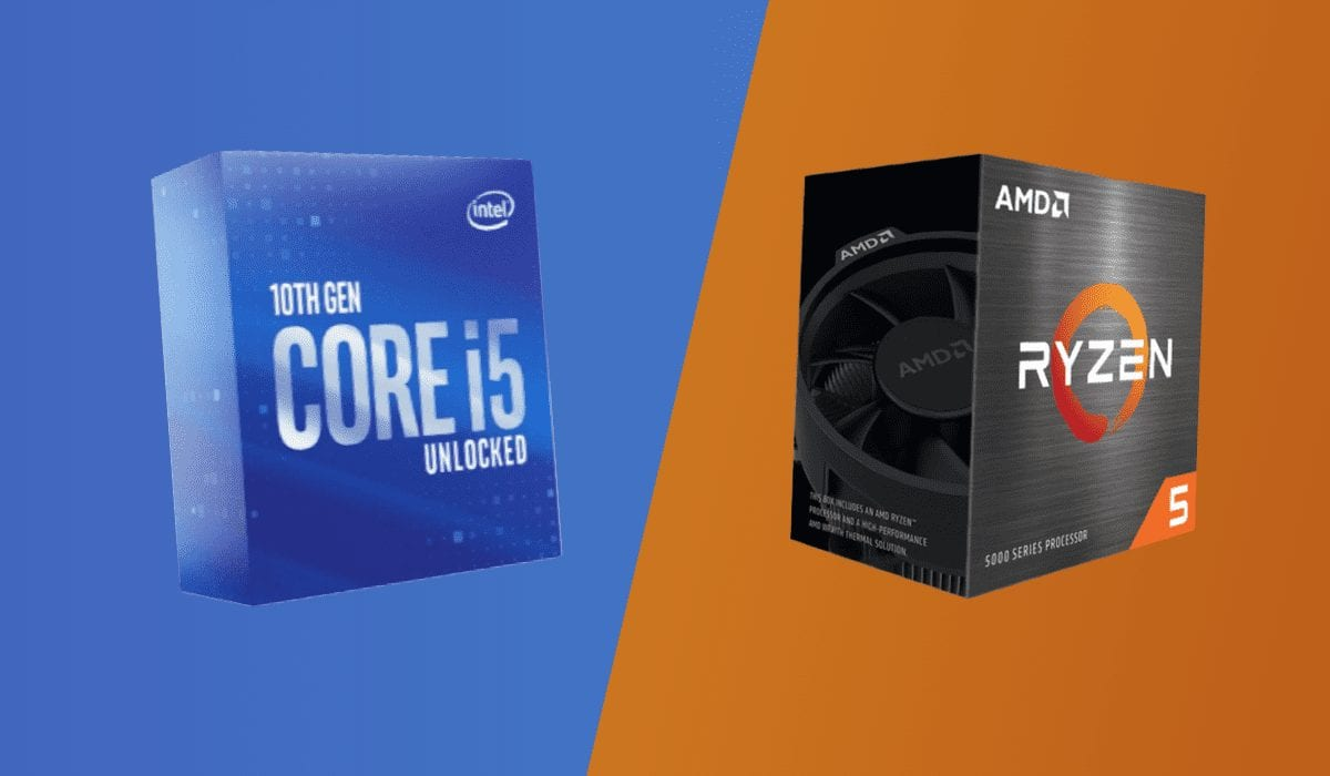 Intel 11th vs. AMD ryzen