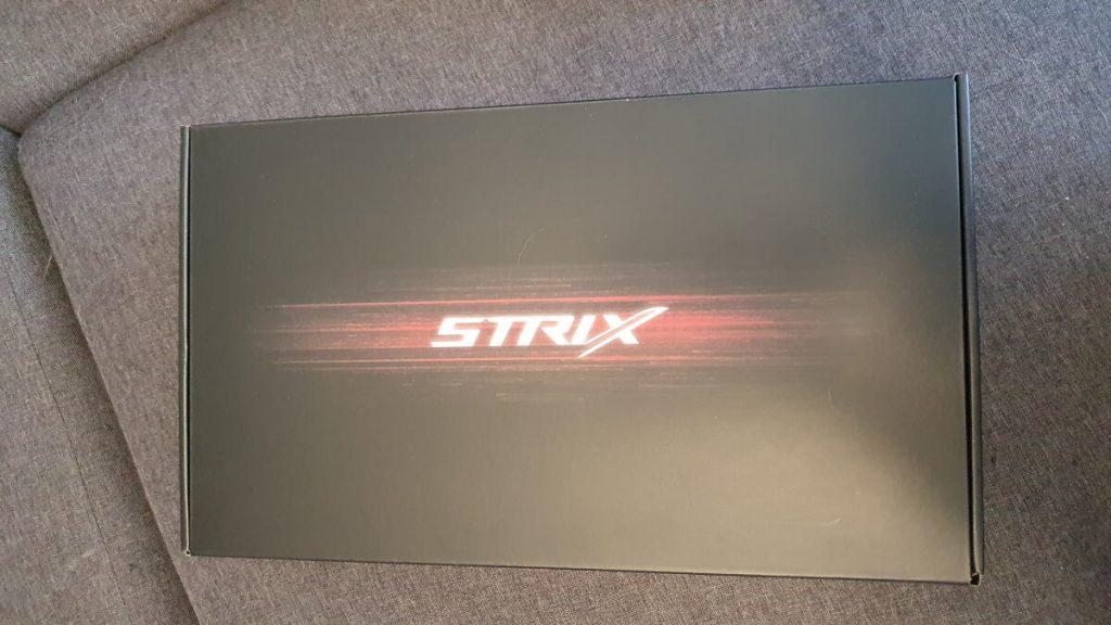 Asus Rog Strix Rtx 3070 Box