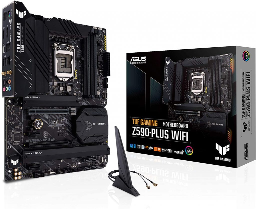 Asus Tuf Gaming Z590 Plus Wifi