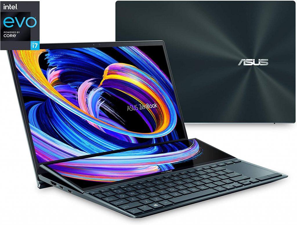 Asus Zenbook Duo Laptop