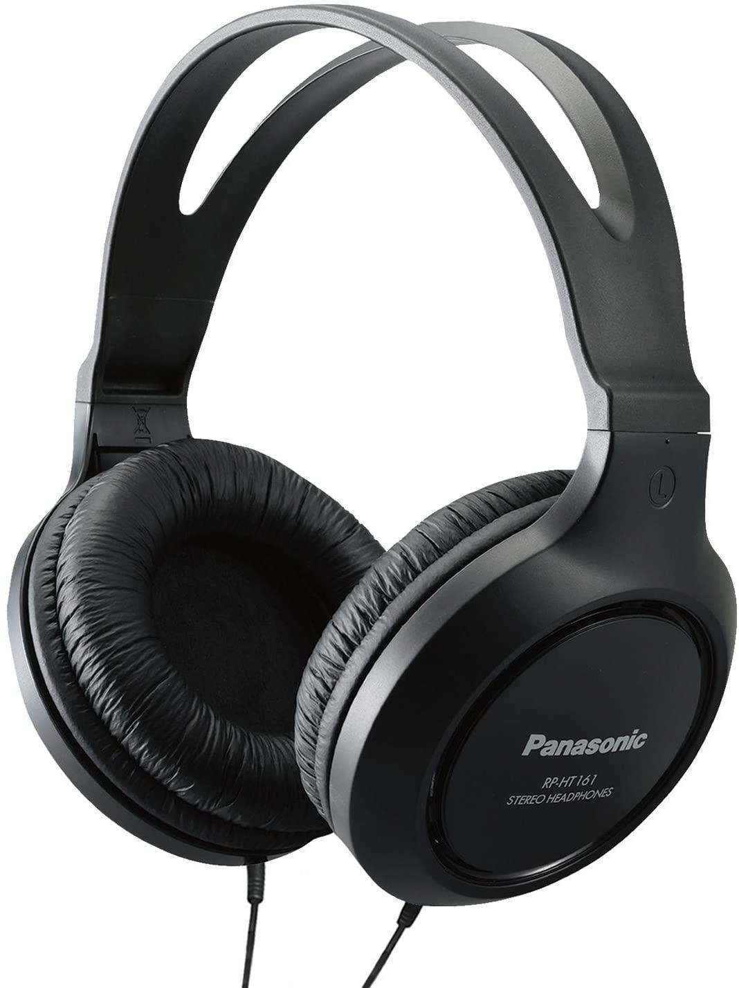 Panasonic Rp Ht161 K Black