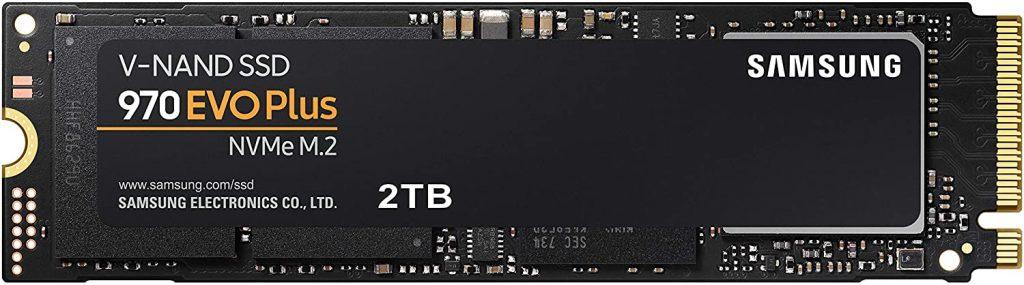 Storage 2tb Samsung 970 Evo