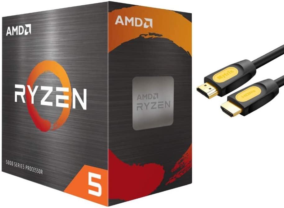 1. Best All-Round Game CPU to RTX 3070 (Ryzen-5 5600X)