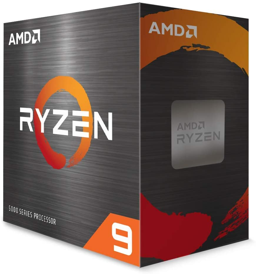 The Overall Best Mixed-use Processor For The RTX 3070 (AMD Ryzen 9 5900X)