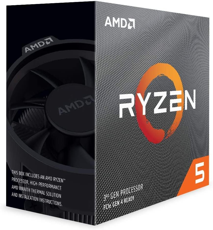 AMD Ryzen-5 5600x