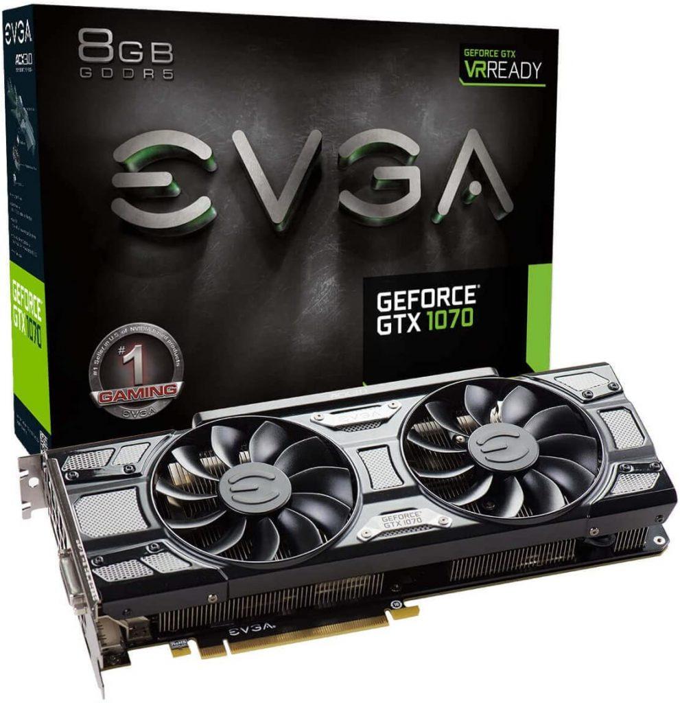 Evga Geforce Gtx 1070 Sc Gaming 1