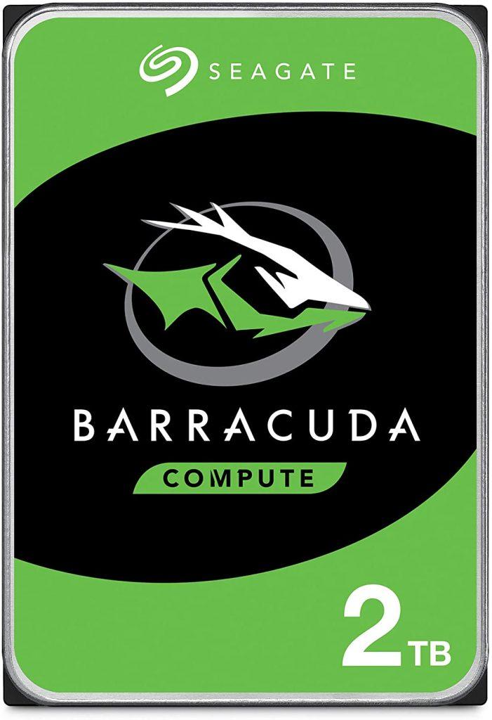 Seagate Barracuda Hdd Internal 2tb Hard Drive