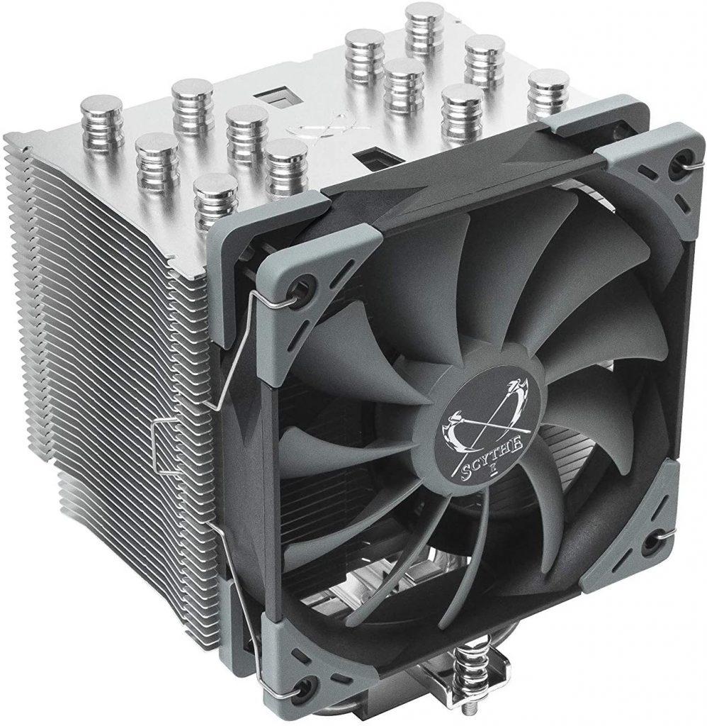 Best Budget Cooler Scythe Mugen 5 Rev.b Cpu Air Cooler