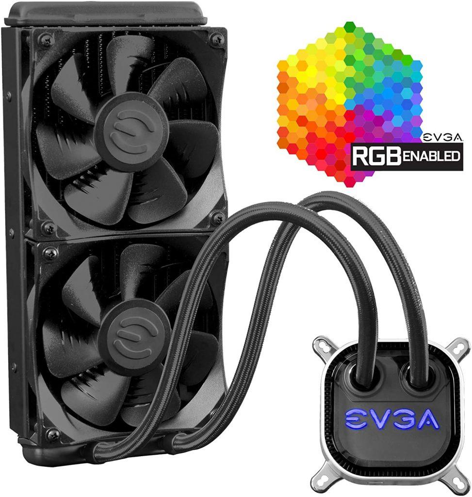 Best Liquid Cooler Evga Clc 280mm All In One Rgb Led Cpu Liquid Cooler