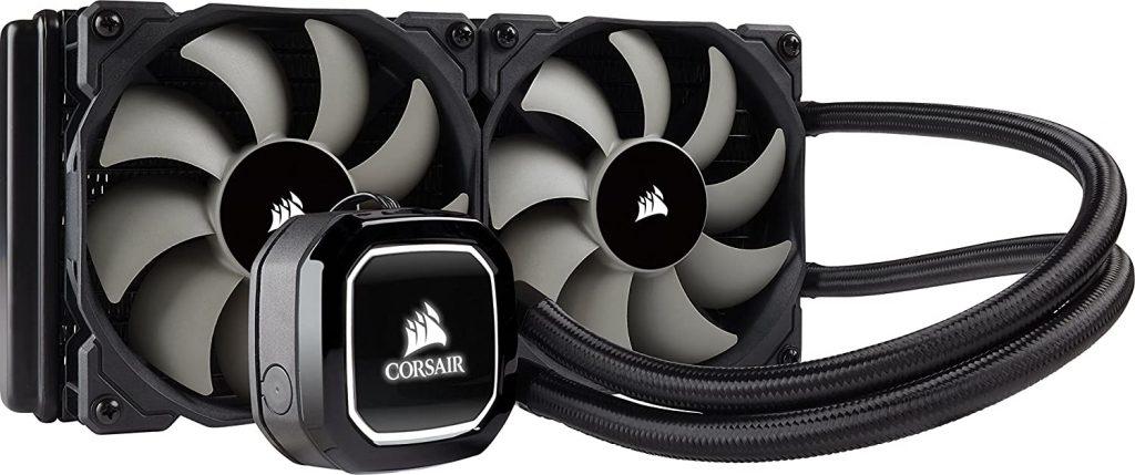 Corsair Hydro H100 X 240 Mm Liquid Cpu Cooler